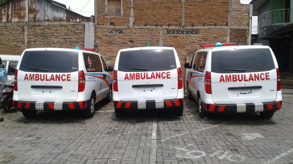 Mobil Ambulance Hyundai