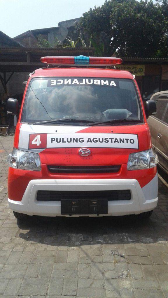 Ambulance Partai PDI Perjuangan