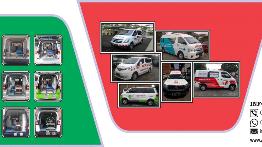 karoseri, modifikasi, pembuatan ambulance